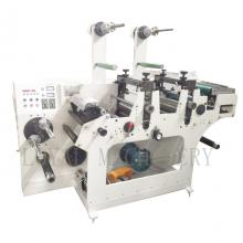 HC-320A Automatic Blank Label Slitting Rotary Die Cutting Machine with Turret