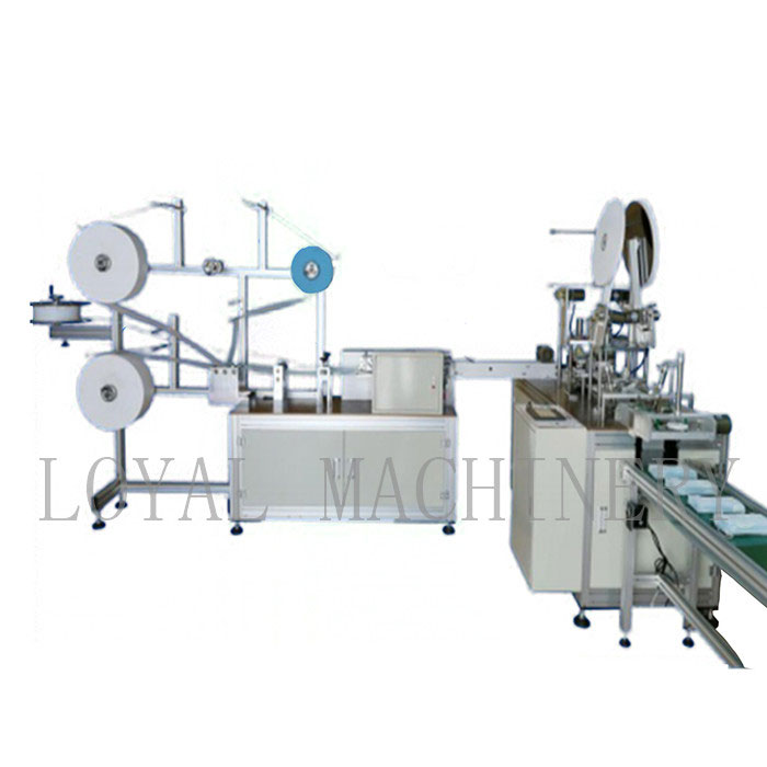 Face Mask Making Machine  (Help customer to sell)