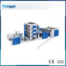 Hamburger Paper Sandwich Paper Printing and Sheeting Machine