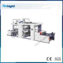 Wide Web Paper Flexo Printing Machine
